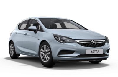 Opel Astra Automaat